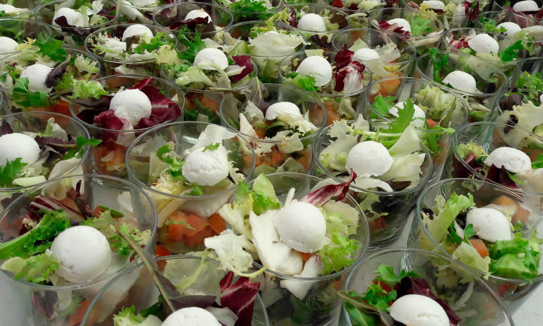 Comidas caseras y abundantes